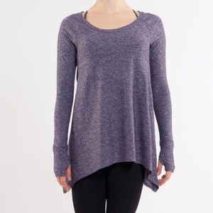 lululemon rehearsal long sleeve